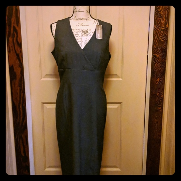 Spiegel Dresses Dark Grey Dress Poshmark